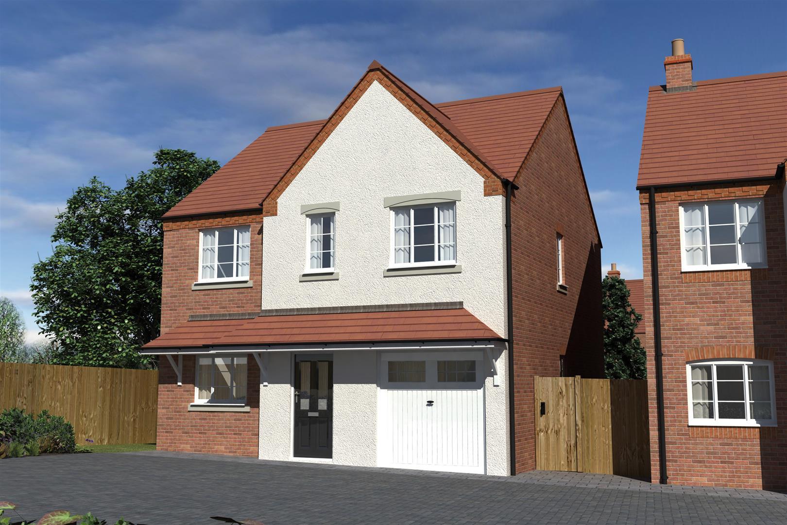 4 Bedrooms House for sale in Sherbourne Gardens, Bridgenorth Road, Highley